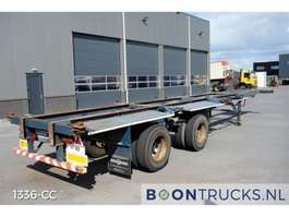 containersysteem oplegger DAF CW 20-32 *STEEL SUSPENSION* 20-40ft 1973