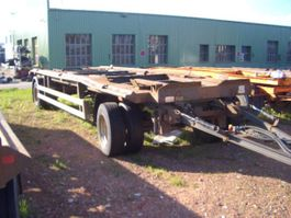 container chassis aanhanger GLI  12-51KO 1996