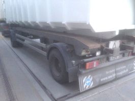 container chassis aanhanger - - ROHR 2001