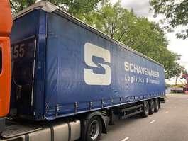 schuifzeil oplegger Schmitz Cargobull 3 AS SCHUIFDAK COILGOOT 2011