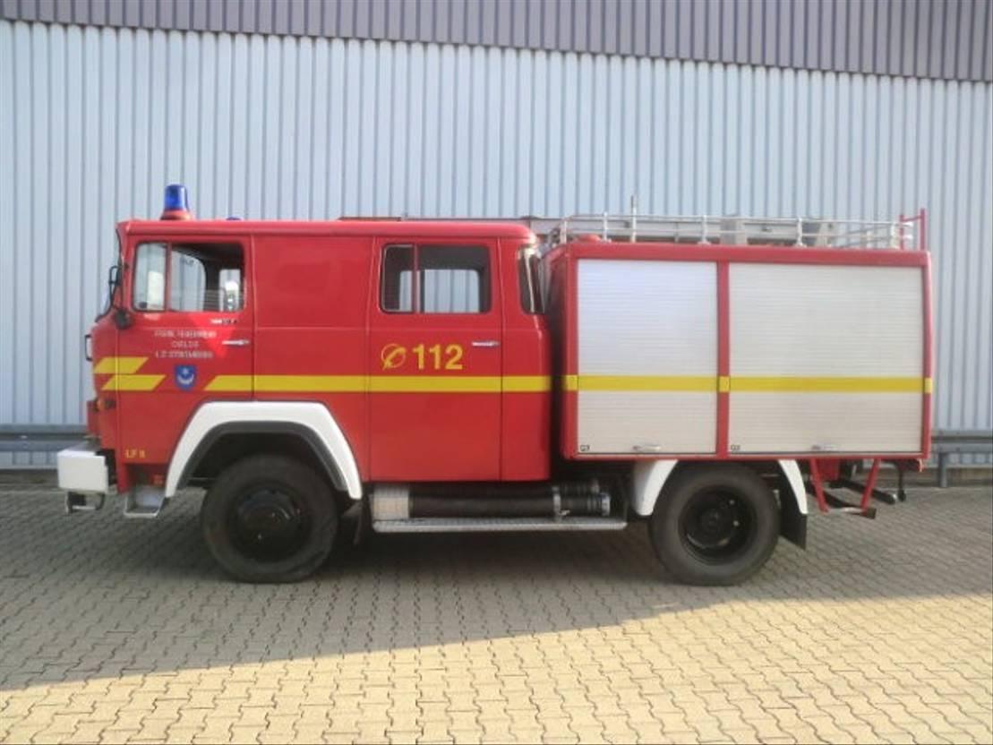 ambulance bedrijfswagen DIV. FM130 D7FA  4x4 MAGIRUS DEUTZ FM130 D7FA 4x4 NSW 1976
