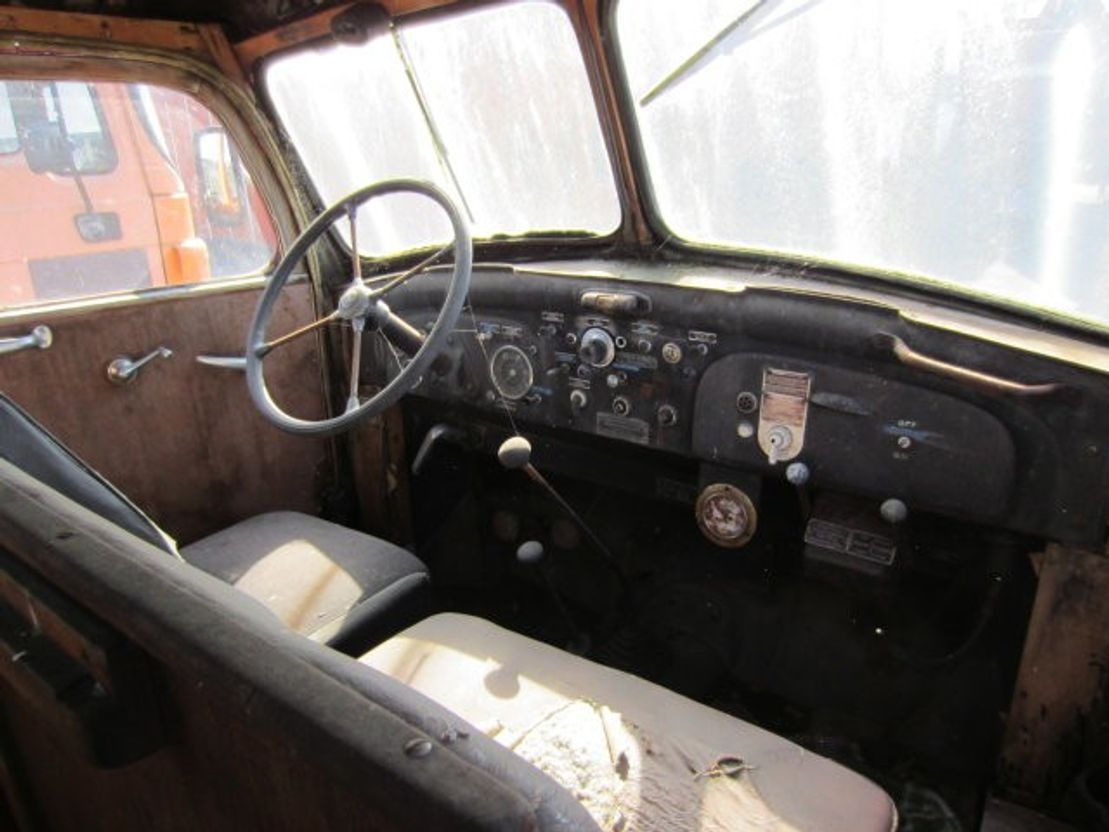ambulance bedrijfswagen Mercedes Benz - 1954