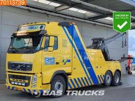 takelwagen-bergingswagen-vrachtwagen Volvo FH 540 6X2 Miller 9055T VEB+ Abschleppwagen Recovery-Vehicle Euro 5 2012