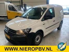 gesloten bestelwagen Volkswagen caddy tdi airco navi 2016