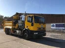 bitumensprayer vrachtwagen Iveco EUROTECH REPANDEUSE SECMAIR 6X2 1999