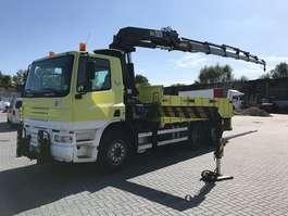 kraanwagen DAF CF 75 - 250 2005