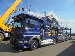 autotransporter vrachtwagen DAF CF85-410 2012