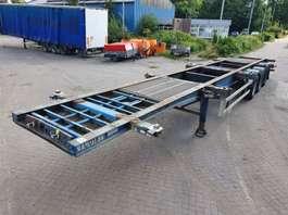 chassis oplegger Lag 2x20FT - 40FT - 45FT 1999