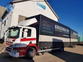chassis cabine vrachtwagen Scania P310 - Manual Gear 2008