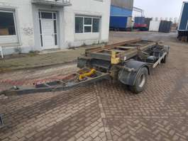 containersysteem aanhanger Trax R192WUR 1997
