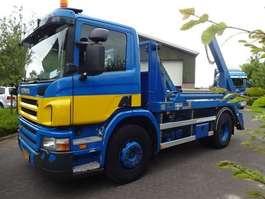 containersysteem vrachtwagen Scania P 230 2010