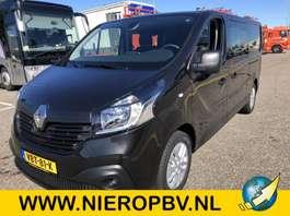 gesloten bestelwagen Renault traffic dubcab airco navi NIEUW 2019