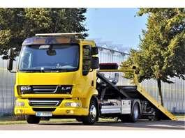 takelwagen-bergingswagen-vrachtwagen DAF LF45 4x2 BL 2012