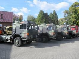 leger vrachtwagen MAN 19.403  FALSX  4x4  Ex-Army 1998