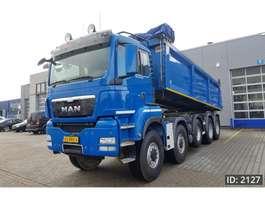 kipper vrachtwagen MAN TGS 49.480 Day Cab, Euro 5, NL TRUCK 2013