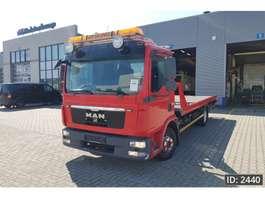autotransporter vrachtwagen MAN TGL 12.220 Day Cab, Euro 5 2012