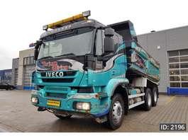 kipper vrachtwagen Iveco TRAKKER 500 Active Space, Euro 5 2009