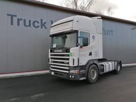standaard trekker Scania 144L 530 - Manual - Retarder 2000