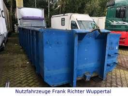 roro trekker Abrollmuldencontainer, guter Zustand