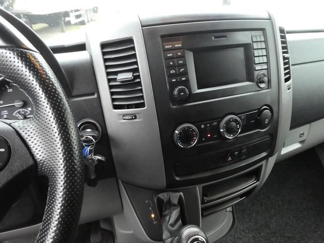 koelwagen bestelwagen Mercedes Benz SPRINTER 319 CDI dag/nacht koeler d/n 2017