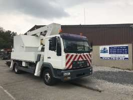 autohoogwerker vrachtwagen MAN HOOGWERKER L12LC COMET LIFT 17,5m 2005