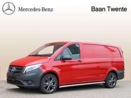 gesloten bestelwagen Mercedes Benz Vito 114 CDI Lang LED, Navi, Camera, Achterdeuren, Ambition 2019