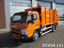 vuilniswagen vrachtwagen Fuso Canter 9C18 2017