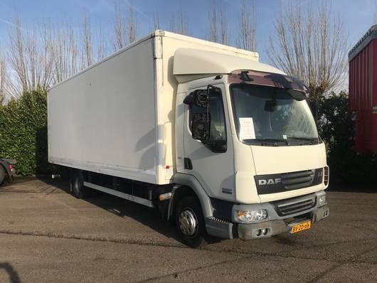 bakwagen vrachtwagen > 7.5 t DAF FA LF45.160 G12 EEV 2009
