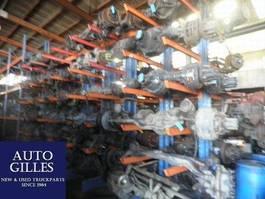 Draagas vrachtwagen onderdeel Mercedes-Benz Actros-Atego verschiedene 2003