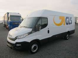 gesloten bestelwagen Iveco 35-14 Daily Hi Matik Maxi Klima Rückfahrkamera 2018