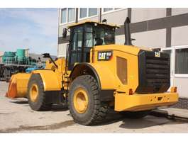 wiellader Caterpillar 950GC 2018
