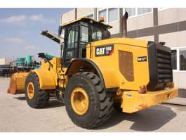 wiellader Caterpillar 950GC 2017