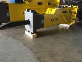breker en hamer Hydraram FX-70 | 410KG | 6 ~ 9 ton | Hammer | Sloophamer 2018