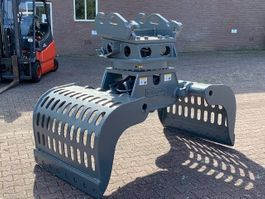 grijper Zijtveld S1402-D | 20 ~ 28 Ton | CW40 | 1600KG 2016