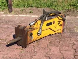 breker en hamer Hydraram FX-10 | CW00 | Sloophamer | 100KG 2013