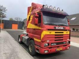 standaard trekker Scania 143 V8 NL truck  Streamline !!!! 1996