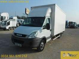 bakwagen vrachtwagen Iveco 50C15 2012
