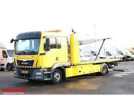 takelwagen-bergingswagen-vrachtwagen MAN TGL 12.250 De Groot DGT6002ST 2X Lier Bril Navi Doppelstock Euro 6 2013
