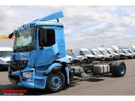 chassis cabine vrachtwagen Mercedes Benz Antos 1924 4X2 Aut. Euro 6! 2013