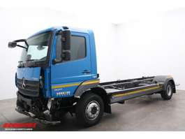chassis cabine vrachtwagen Mercedes Benz Atego 1527 L Manual 14.415 km!! Euro 6 2018