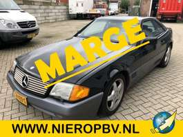 overige personenwagens Mercedes Benz 500 SL Airco Automaat Marge SL 500 1991