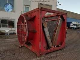 Koelventilator vrachtwagen onderdeel Fluid-Power Equipment Cooler AC3 2001