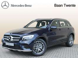 suv wagen Mercedes Benz GLC-klasse GLC 250 4MATIC Business Solution AMG / COMAND / DAB+ Automaat 2019