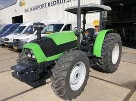 standaard tractor landbouw Deutz fahr agrolux 85 4x4 nieuw ongebruikt 2020