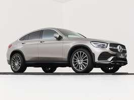 coupé wagen Mercedes Benz GLC-klasse 300 4MATIC Coupe AMG NEW MODEL!! NAVIGATIE CAMERA CRUISE CONT... 2019