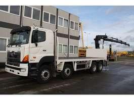 kraanwagen Hino 700FY crane 2007