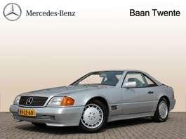 cabriolet auto Mercedes Benz SL-klasse 300 SL 1990