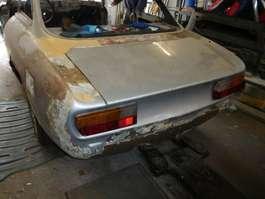 coupé wagen Alfa Romeo GTV 2000 als Teileträger o.z. restaurieren 1973