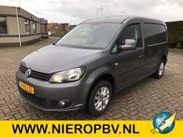 gesloten bestelwagen Volkswagen caddy maxi tdi  airco navi 2012