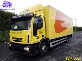 bakwagen vrachtwagen > 7.5 t Iveco EuroCargo 120 E22 Euro 5 2014